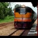The Death Railway - Kanchanaburi