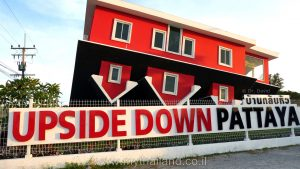 Pattaya / The Upside-Down House